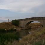 Puente sobre el Canal de Castilla