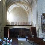 Interior d la iglesia